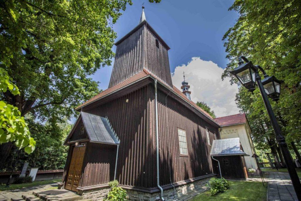 Kościół w Głębowicach
