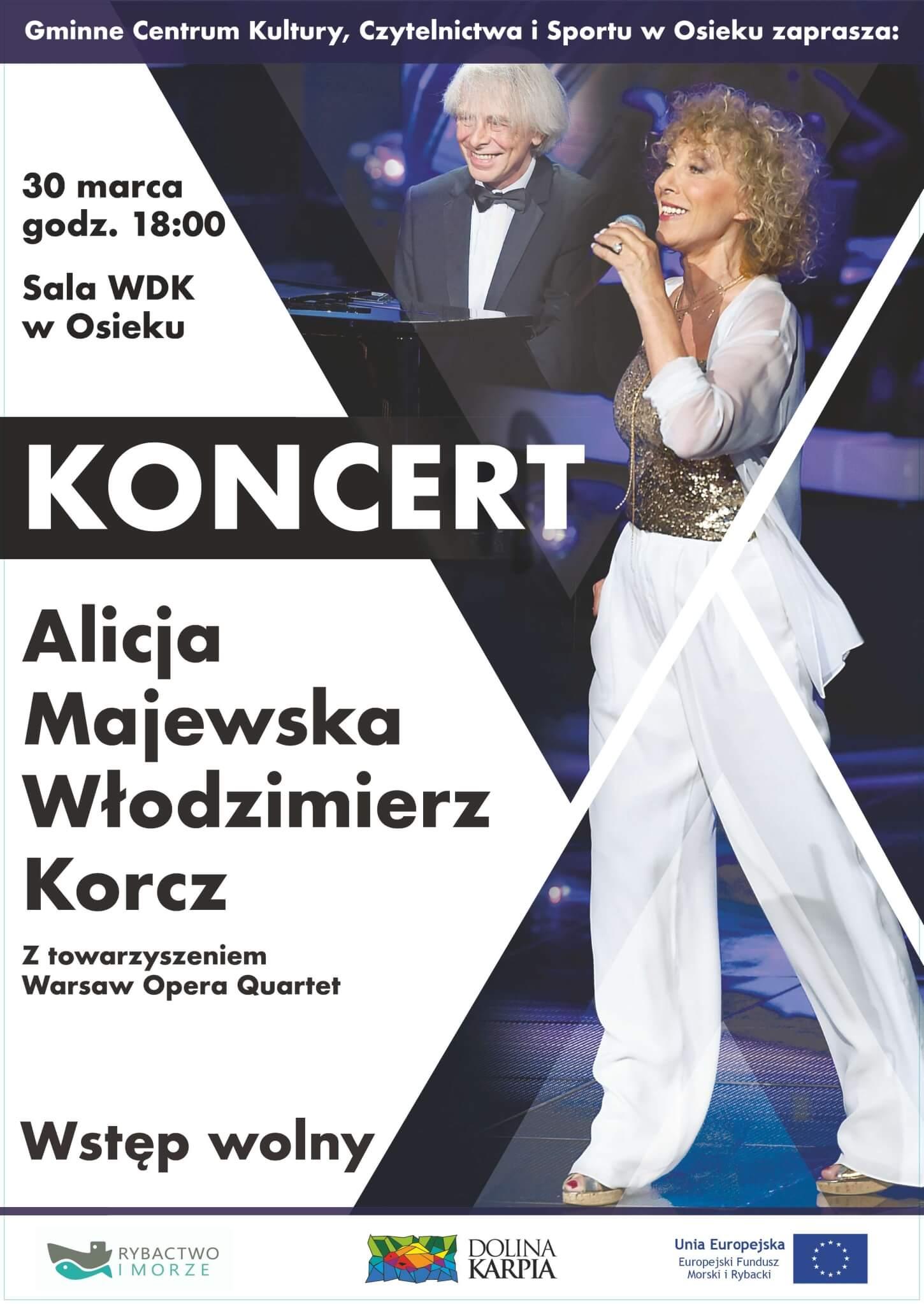 Alicja Majewska Plakat