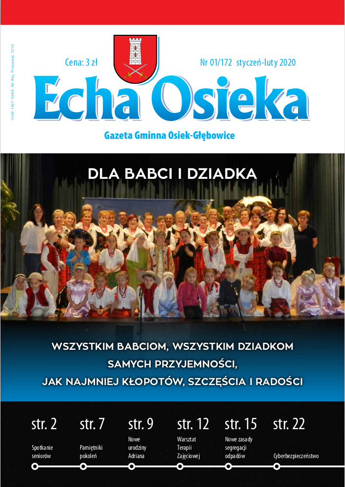 Echa Osieka Nr 1/2020