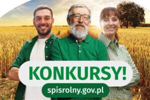 konkurs powszechny spis rolny