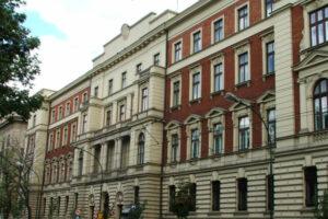 budynek małopolskiego urzędu wojewódzkiego