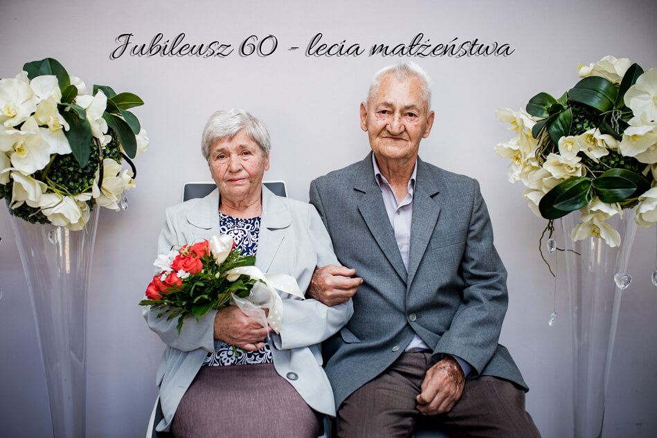Jubilaci 60-lecie